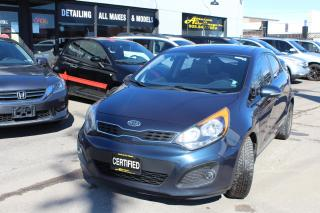 Used 2012 Kia Rio EX,EX,2 Sets of tires,One owner for sale in Oakville, ON
