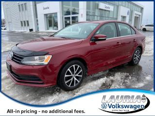 Used 2016 Volkswagen Jetta Comfortline Auto - LOW KMS for sale in PORT HOPE, ON