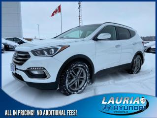 Used 2017 Hyundai Santa Fe Sport 2.4L AWD SE - Leather / Panoramic sunroof for sale in Port Hope, ON