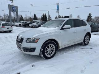 Used 2012 Audi Q5 2.0T Prem Plus Tip qtro for sale in Ottawa, ON