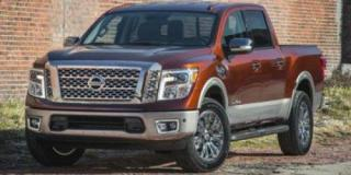 Used 2018 Nissan Titan Pro-4X for sale in Barrie, ON