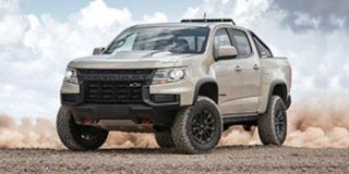 New 2021 Chevrolet Colorado 4WD ZR2 for sale in North Battleford, SK