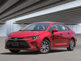 New 2021 Toyota Corolla Hybrid for sale in Surrey, BC