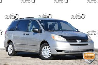 Used 2004 Toyota Sienna CE 7 Passenger 3.3L V6 | 7 PASSENGER | FWD for sale in Kitchener, ON