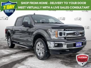 Used 2018 Ford F-150 XLT XTR 4x4/Navi/Remote Start/20 Wheesl for sale in St Thomas, ON