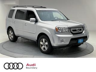 Used 2011 Honda Pilot EX-L 4WD 5AT for sale in Burnaby, BC