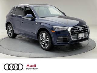 Used 2018 Audi Q5 2.0T Progressiv quattro 7sp S Tronic for sale in Burnaby, BC