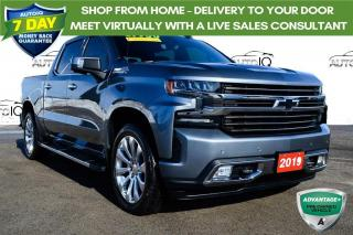 Used 2019 Chevrolet Silverado 1500 High Country BOUGHT/SERVICED HERE for sale in Grimsby, ON