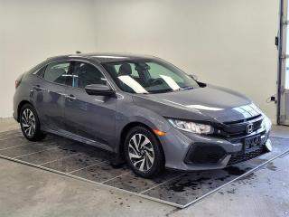 Used 2018 Honda Civic Hatchback LX CVT for sale in Port Moody, BC