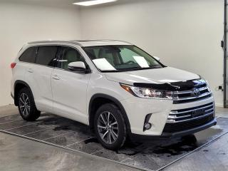 Used 2017 Toyota Highlander XLE AWD for sale in Port Moody, BC