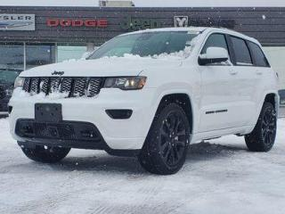 New 2021 Jeep Grand Cherokee Altitude | SUNROOF | ADAPTIVE CRUISE | TRAILER TOW for sale in Listowel, ON