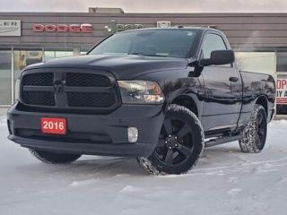 Used 2016 RAM 1500 EXPRESS | REG CAB | BLACK OUT PKG for sale in Listowel, ON
