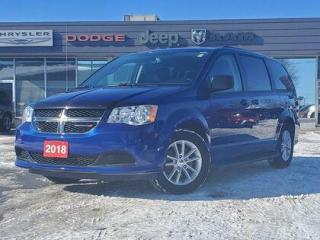 Used 2018 Dodge Grand Caravan POWER DOORS | REMOTE START | LOW KM for sale in Listowel, ON