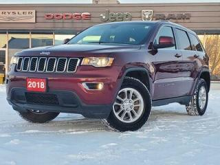 Used 2018 Jeep Grand Cherokee Laredo | 7 SCREEN | REAR CAMERA | PROXIMITY ENTRY for sale in Listowel, ON
