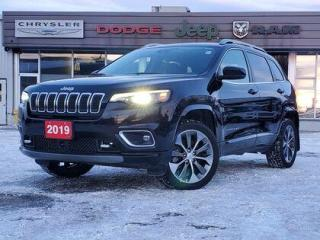 Used 2019 Jeep Cherokee PANO ROOF | SAFETY-TEC | TOW PKG for sale in Listowel, ON