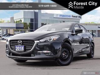 Used 2018 Mazda MAZDA3 GT for sale in London, ON