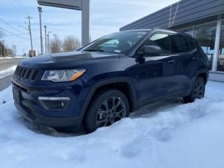 New 2021 Jeep Compass 80th Anniversary | SUNROOF | TRAILER TOW for sale in Listowel, ON