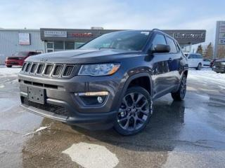 New 2021 Jeep Compass 80th Anniversary | TRAILER TOW | SUNROOF for sale in Listowel, ON