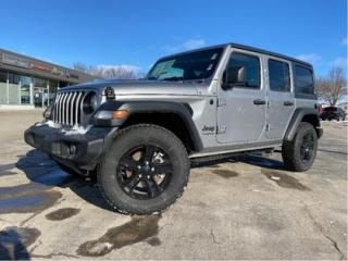 New 2021 Jeep Wrangler SPORT ALTITUDE | DUAL TOPS | COLD WEATHER GRP for sale in Listowel, ON