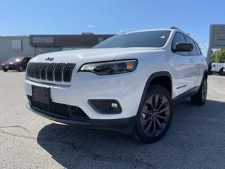 New 2021 Jeep Cherokee 80th Anniversary   SAFETY GROUP   TRAILER TOW for sale in Listowel, ON