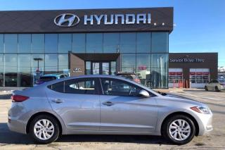 Used 2017 Hyundai Elantra LE for sale in Halifax, NS