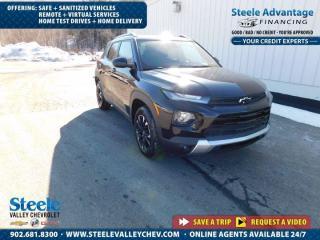 New 2021 Chevrolet TrailBlazer LT for sale in Kentville, NS