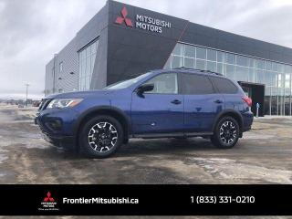 Used 2020 Nissan Pathfinder SV Tech for sale in Grande Prairie, AB