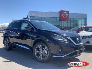 New 2021 Nissan Murano Platinum for sale in Midland, ON