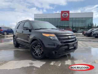 Used 2015 Ford Explorer SPORT for sale in Midland, ON