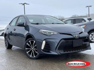 Used 2018 Toyota Corolla HEATED SEATS, REVERSE CAMERA for sale in Midland, ON