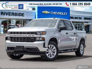 New 2021 Chevrolet Silverado 1500 Custom for sale in Brockville, ON
