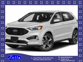 New 2020 Ford Edge ST for sale in Tilbury, ON
