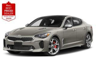 New 2021 Kia Stinger GT Limited w/Black Interior for sale in Chatham, ON