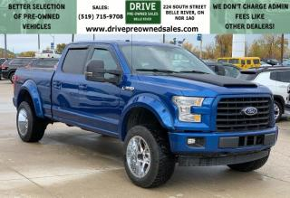 Used 2017 Ford F-150 XLT Lifted 4x4 Bluetooth Heated Seat Navs for sale in Belle River, ON