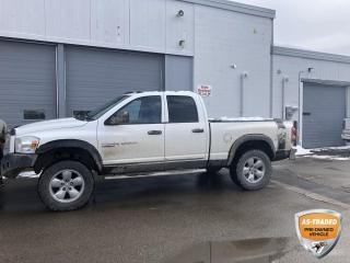 Used 2007 Dodge Ram 1500 ST As Traded for sale in St. Thomas, ON