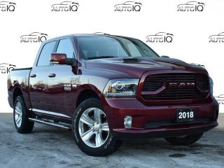 Used 2018 RAM 1500 Sport 1 owner trade for sale in St. Thomas, ON