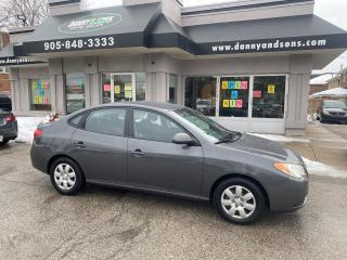 Used 2007 Hyundai Elantra GL w/Air for sale in Mississauga, ON