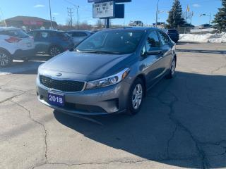 Used 2018 Kia Forte LX for sale in Brantford, ON