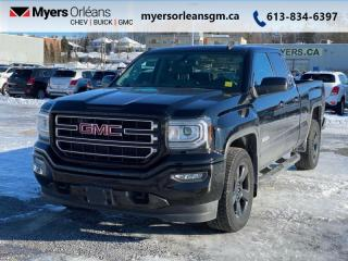 Used 2017 GMC Sierra 1500 4WD DBL CAB  2 sets of tires! for sale in Orleans, ON