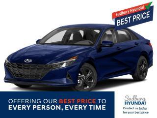 New 2021 Hyundai Elantra Preferred w/Sun & Tech pkg for sale in Sudbury, ON