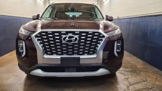 2021 Hyundai PALISADE Preferred