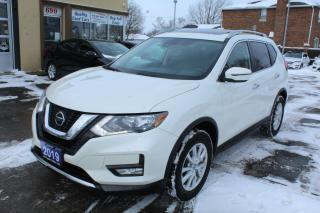 Used 2019 Nissan Rogue SV AWD for sale in Brampton, ON