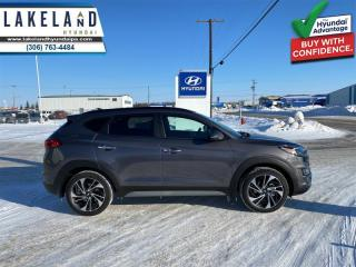 New 2021 Hyundai Tucson 2.4L Ultimate AWD for sale in Prince Albert, SK