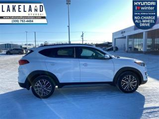 New 2021 Hyundai Tucson 2.4L Preferred AWD w/Trend  - $215 B/W for sale in Prince Albert, SK