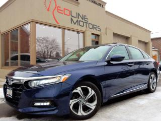 Used 2018 Honda Accord EX-L.Leather.Roof.BlindSpot.Radar.LKA.LowKms for sale in Kitchener, ON