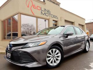Used 2018 Toyota Camry LE Hybrid.ReverseCamera.OneOwner.ToyotaWarranty for sale in Kitchener, ON