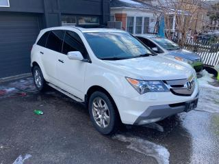 Used 2009 Acura MDX AWD/LEATHER/7PASSENGER/HTDSEATS/SUNROOF/CERTIFIED for sale in Toronto, ON