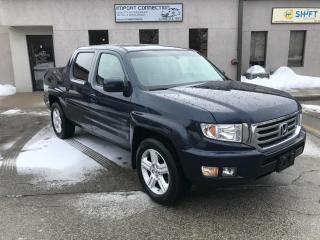 Used 2012 Honda Ridgeline Touring,NAV,LEATHER,BLUETOOTH,NO ACCIDENTS! for sale in Burlington, ON