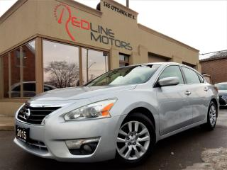 Used 2015 Nissan Altima 2.5.Auto.ReverseCamera.PowerGroup.ExtraClean for sale in Kitchener, ON