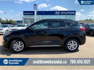 New 2021 Hyundai Tucson PSun and Leather - 2.0L Leather, Pano Roof, Heated Seats/Wheel, Blindspot Monitor, Heated Rear Seats, Push Button referred for sale in Edmonton, AB